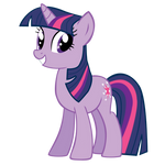 Vector Twilight Sparkle Kyss.S