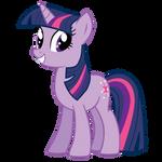Vector Twilight Sparkle Kyss.S