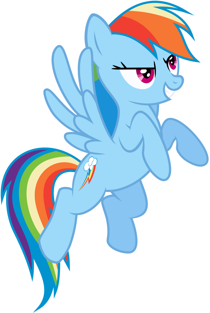 Vector Rainbow Dash by Kyss.S by KyssS90