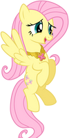 Vector Fluttershy by Kyss.S