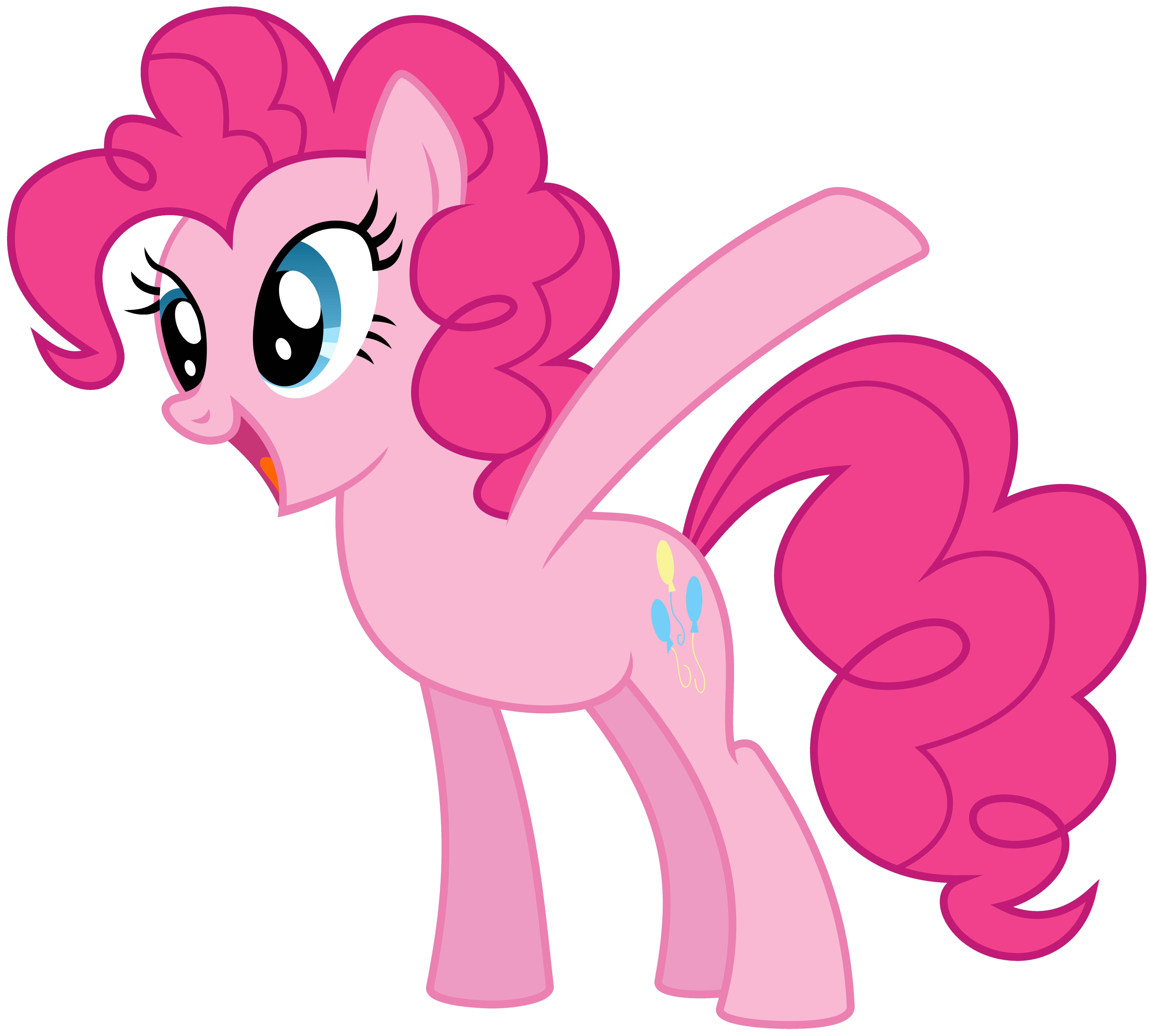 Pinkie Pie by KyssS