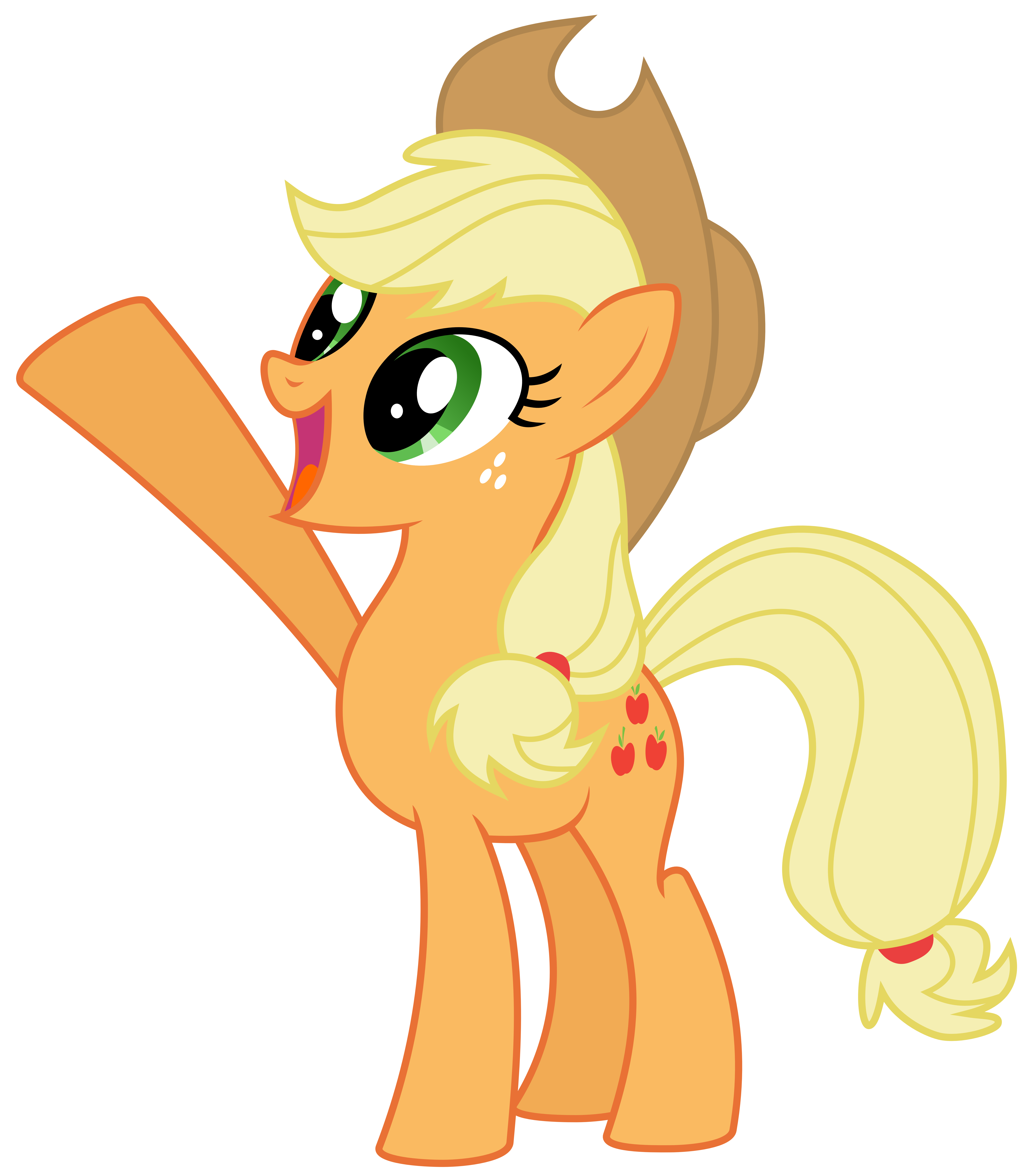 Applejack by KyssS by KyssS90