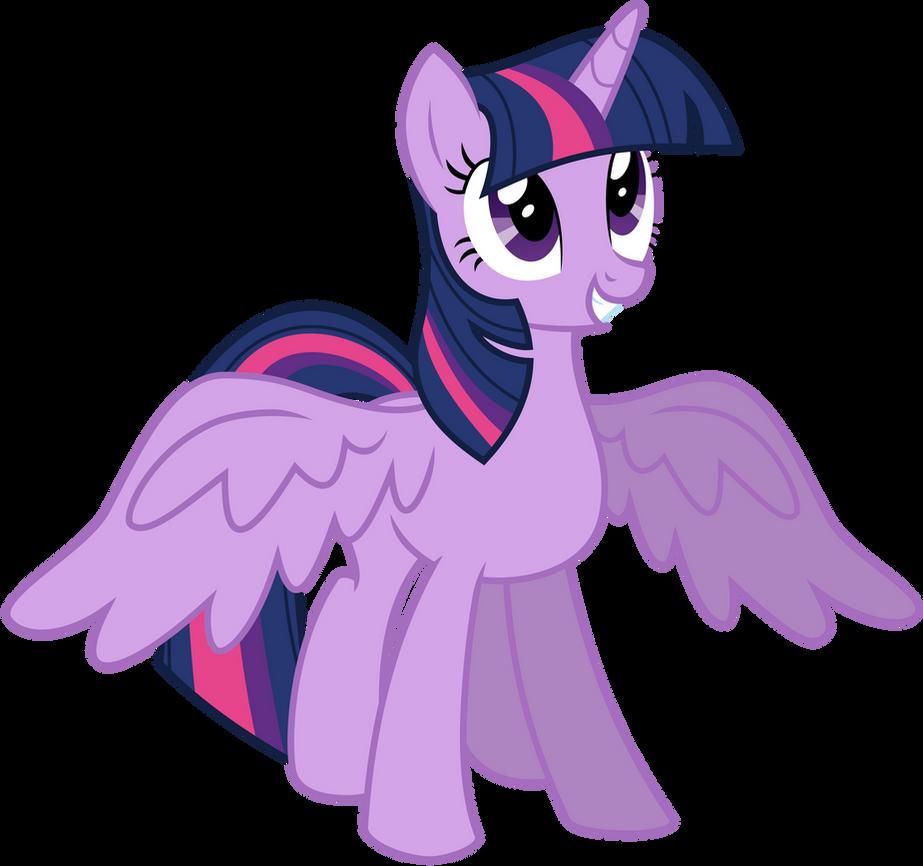 Twilight Sparkle - Alicorn by KyssS by KyssS90