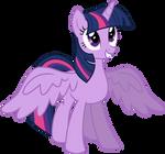 Twilight Sparkle - Alicorn by KyssS