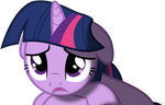 Twilight Sparkle - Sad by KyssS