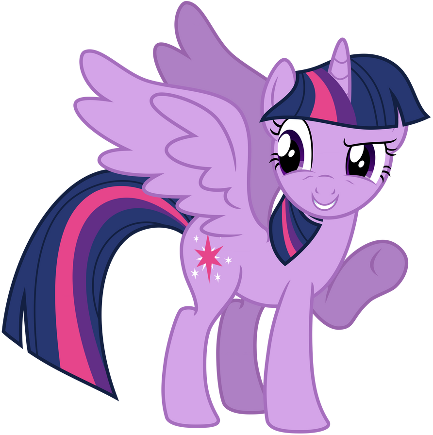 Vector Alicorn Twilight Sparkle by KyssS90 on DeviantArt