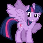 Vector Alicorn Twilight Sparkle