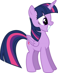 Princess Twilight Sparkle - Smile by KyssS90