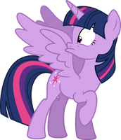 Princess Twilight Sparkle-  wft by KyssS90