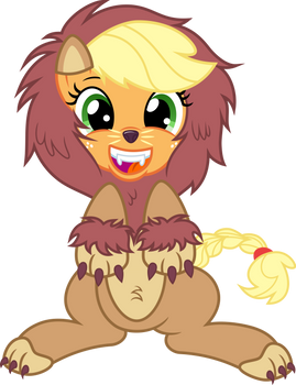 AppleJack [Nightmare Night!]