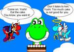 Yoshi's conscience