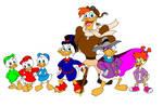 Darkwing Duck Tales