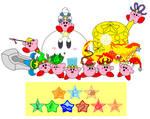 Kirby's abilities 3