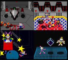Bomberman 64 Bosses 3 by DarkDiddyKong