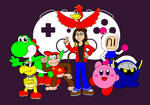 Videogame-Heroes and me