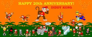 Diddy Kongs Anniversary!