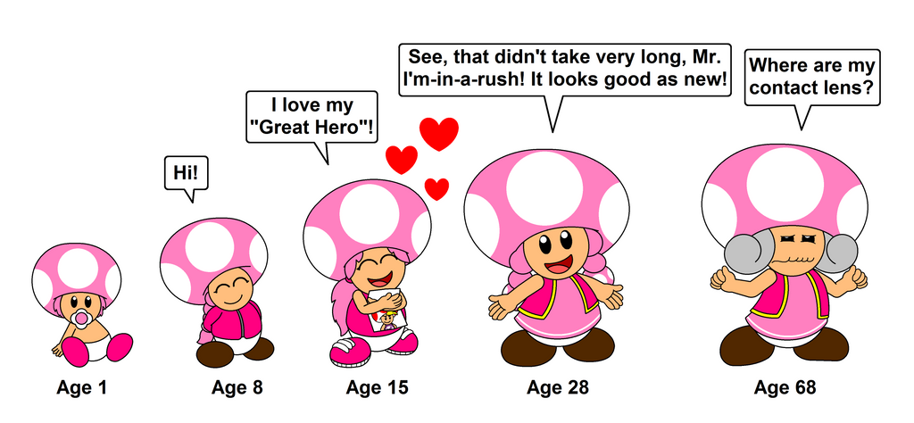 toad and toadette relationship help