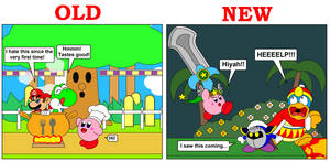 Kirby's Final Smash - Old and New