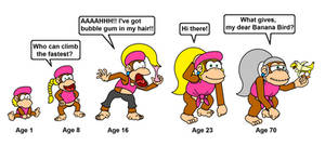 When I grow up - Dixie Kong