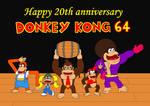 DK64 20th Anniversary
