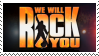 We Will Rock You by vintage-cowbells