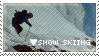 Snow Skiing by vintage-cowbells