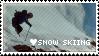 Snow Skiing by vintage-cowbells
