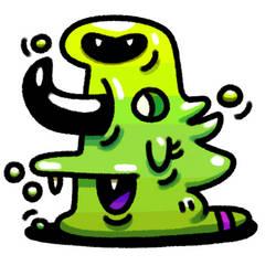 Blob-u-corn