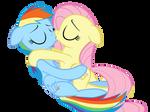Kiss FlutterDashie