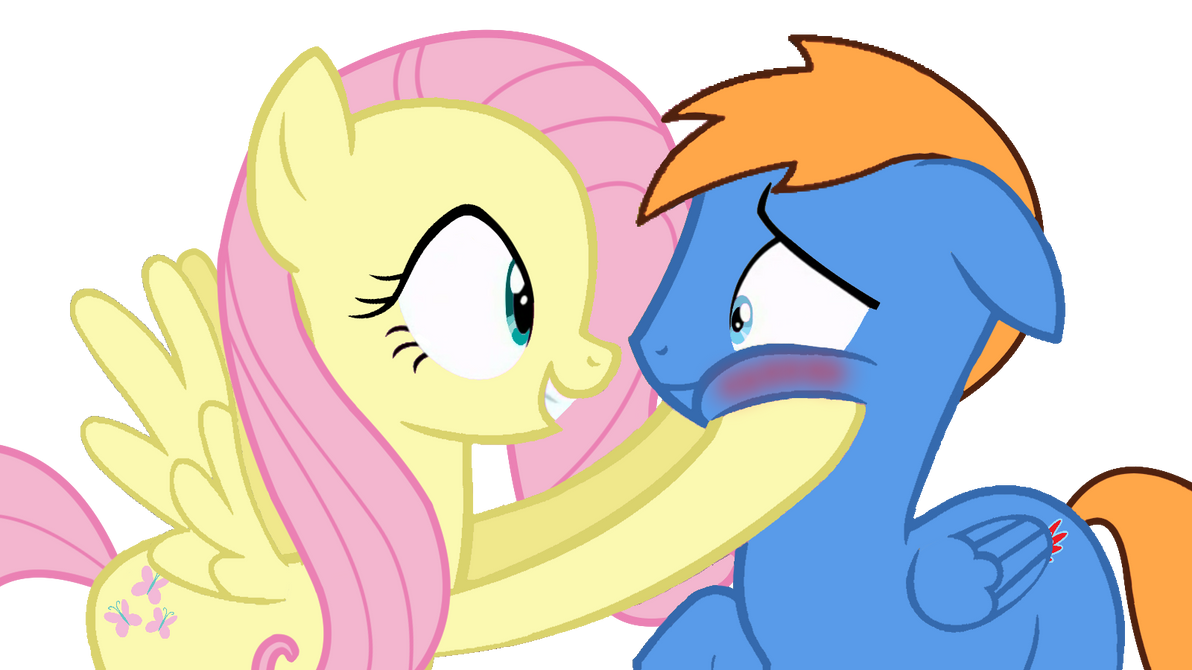 Fluttershy with me - Squishy Face