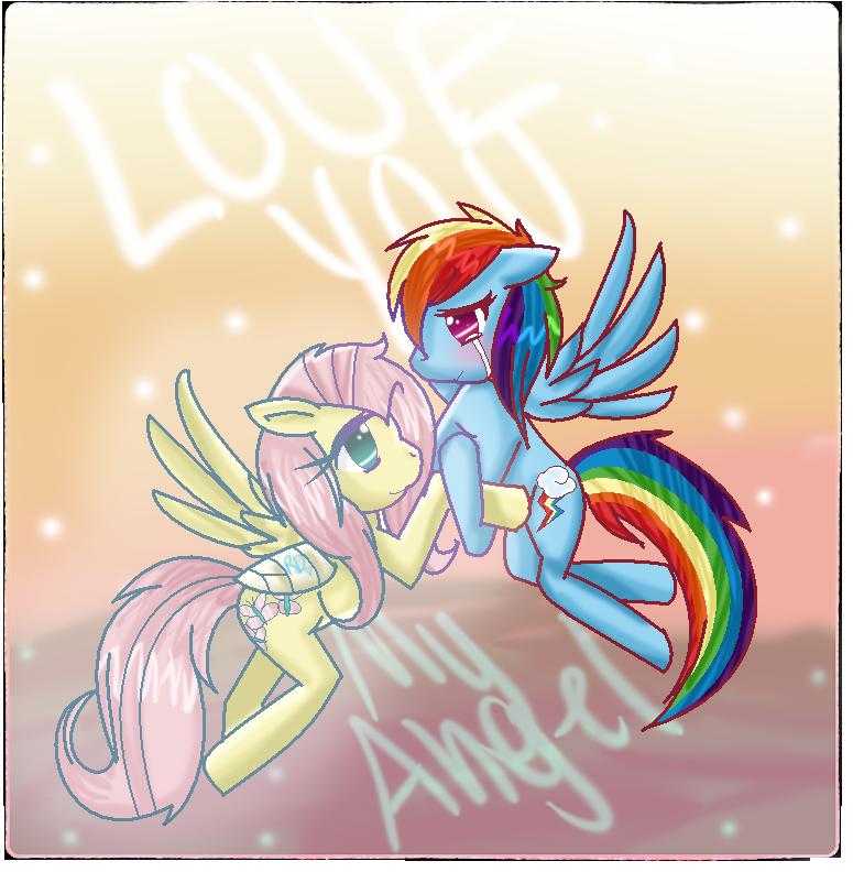 My Angel by RainbowXShy