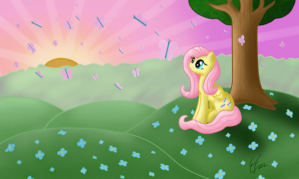 Butterfly Bliss by Emberfall0507