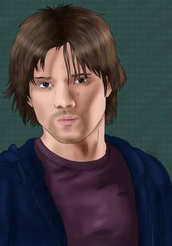Jared - Sammy portrait