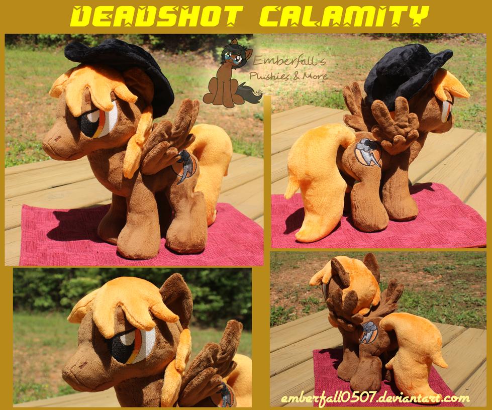 Deadshot Calamity by Emberfall0507