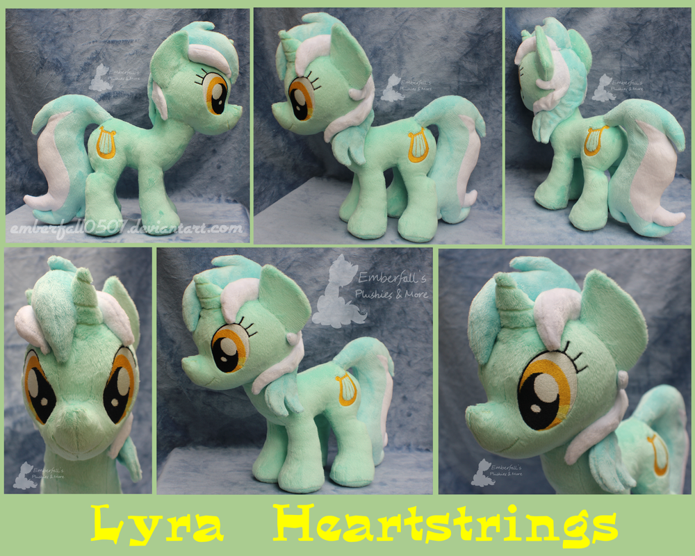 Lyra Heartstrings - Trotcon 2015 by Emberfall0507