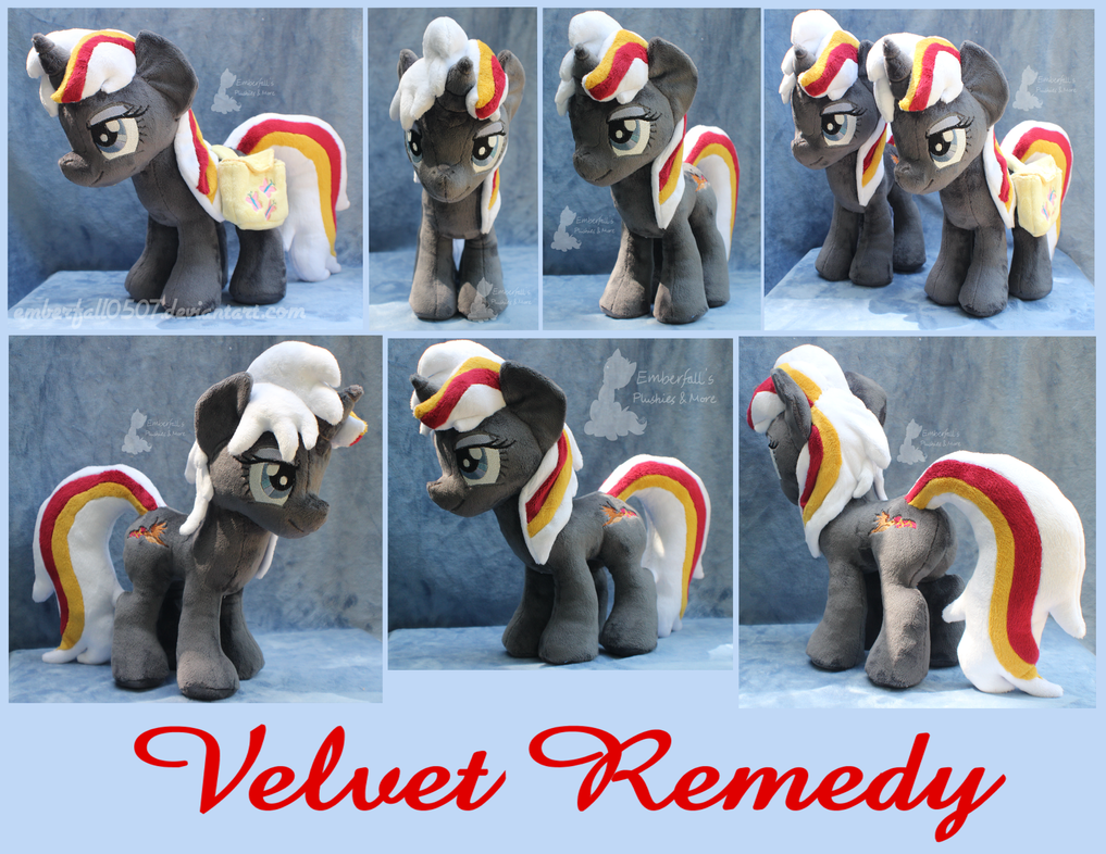 Velvet Remedy - Trotcon 2015 by Emberfall0507