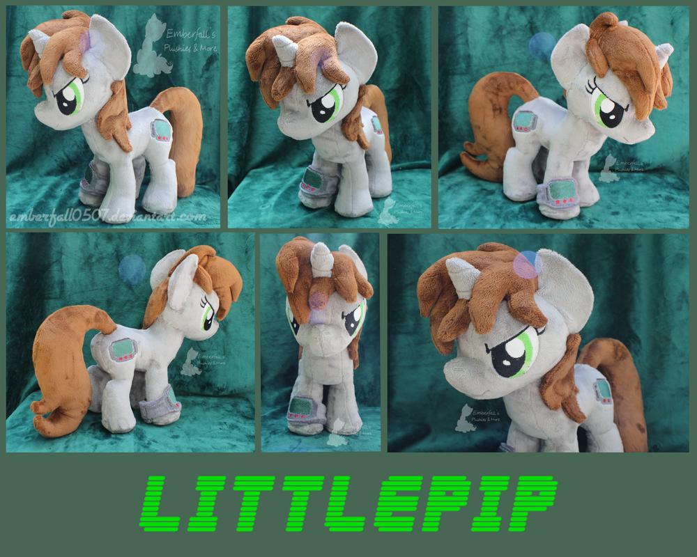 Littlepip - Trotcon 2015 by Emberfall0507