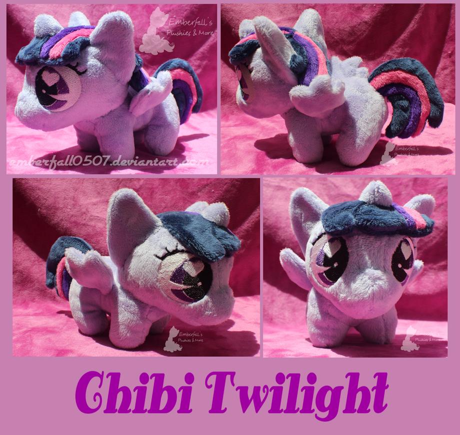 Chibi Twilight - Trotcon 2015 by Emberfall0507