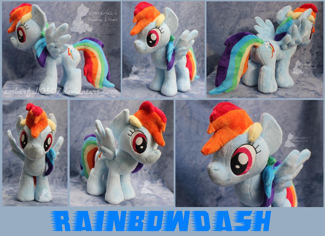 Rainbow Dash - Trotcon 2015 by Emberfall0507