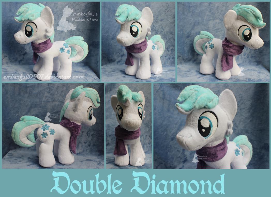 Double Diamond - Trotcon 2015 by Emberfall0507
