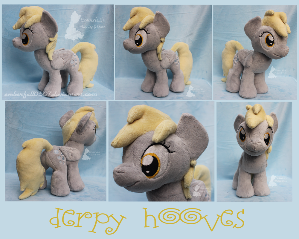 Derpy Hooves - Trotcon 2015 by Emberfall0507