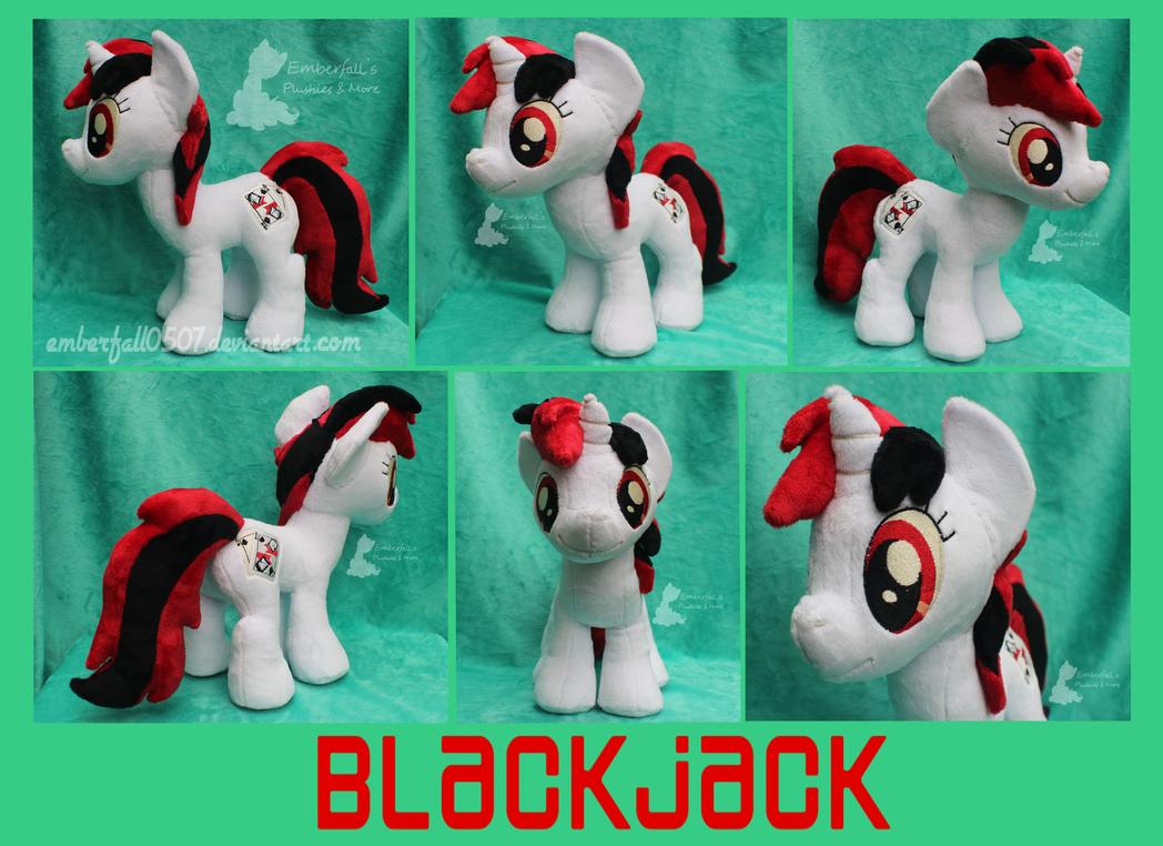 Blackjack - Trotcon 2015 by Emberfall0507