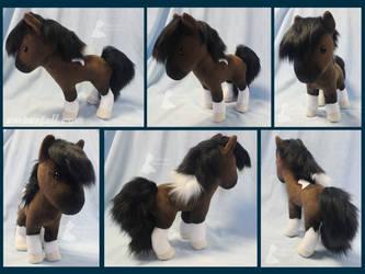12in Memorial Horse Bojangles