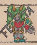 Ferria - Demon Hunter