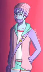 Pastel Boy by AlexIzaya
