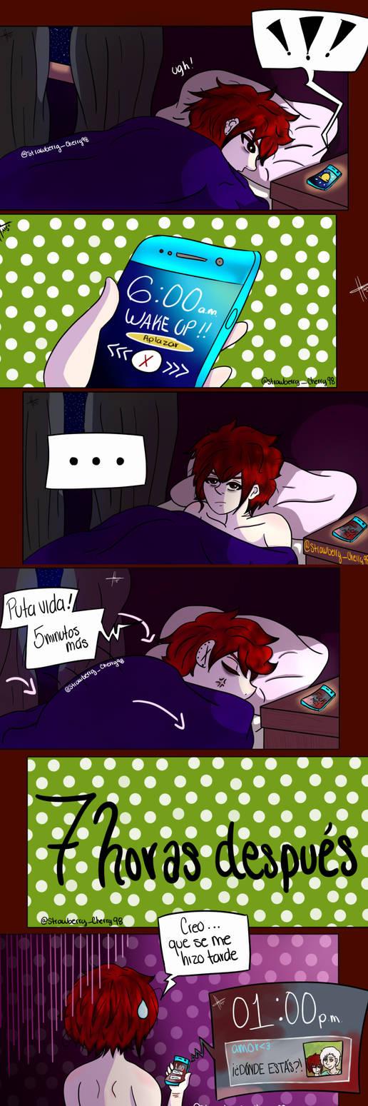 Quiero dormir by AlexIzaya