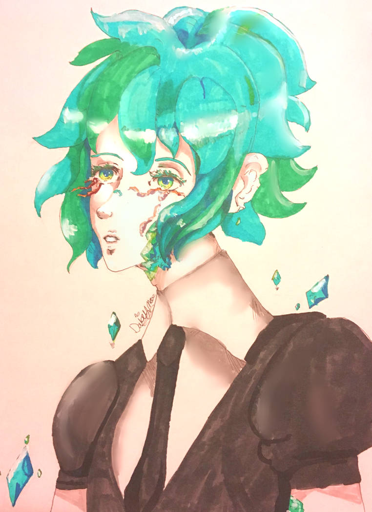 My attempt at draw phos traditional
