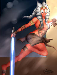 Shaak Ti (I might add more to this later)