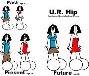 Evolution of U.R. Hip