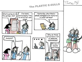 Comic: The Plastic E-Gulls by TFSyndicate